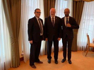Veleposlanik SAD-a u Republici Hrvatskoj sastao se s predstavnicima Đuro Đaković Grupe d.d.